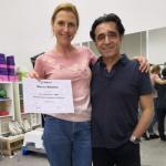 Мария Никулина - тренер групповых программ сфера фитнес по направлениям пилатес, йога, силовые, сайкл, функциональный тренинг.