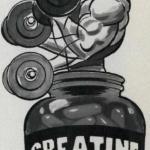 Как работает креатин.