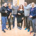 Семинар по вопросам спортивного питания Станислава линдовера, Анны Стародубцевой и Джея джекобсена прошел 7 ноября в зале гранд фитнес Плеханова.