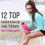 12 лучших лайфхаков для мотивации!