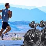 Плоггинг - новый экологичный фитнес - тренд.